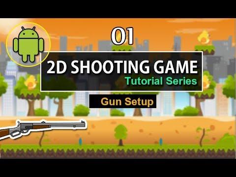 unity 3d shooting game tutorial
