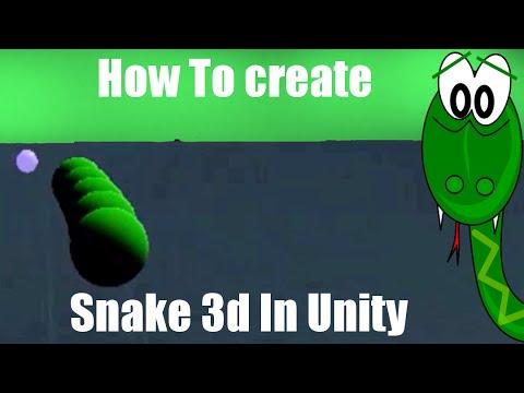 unity 3d snake tutorial