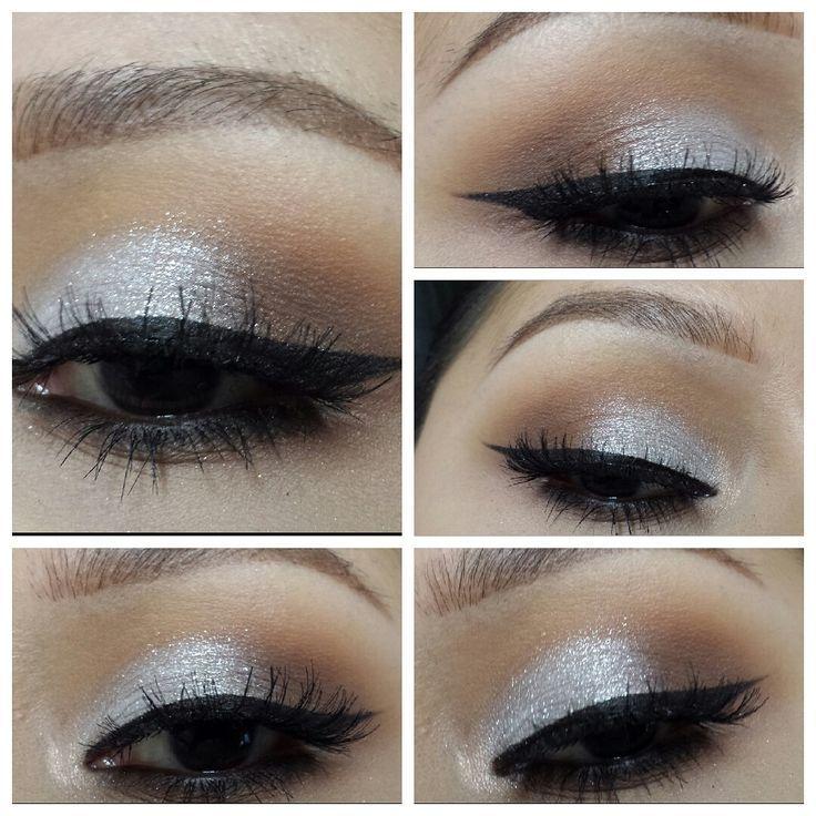 urban decay moondust eyeshadow tutorial