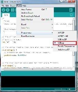 usbasp avr programmer tutorial