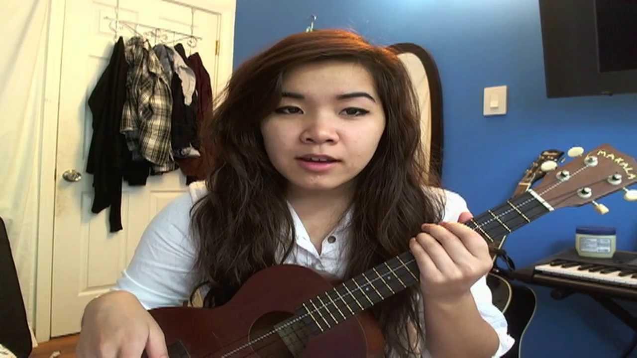 vance joy riptide ukulele tutorial