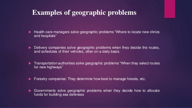 vehicle routing problem arcgis tutorial
