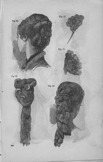 victorian steampunk hairstyles tutorial