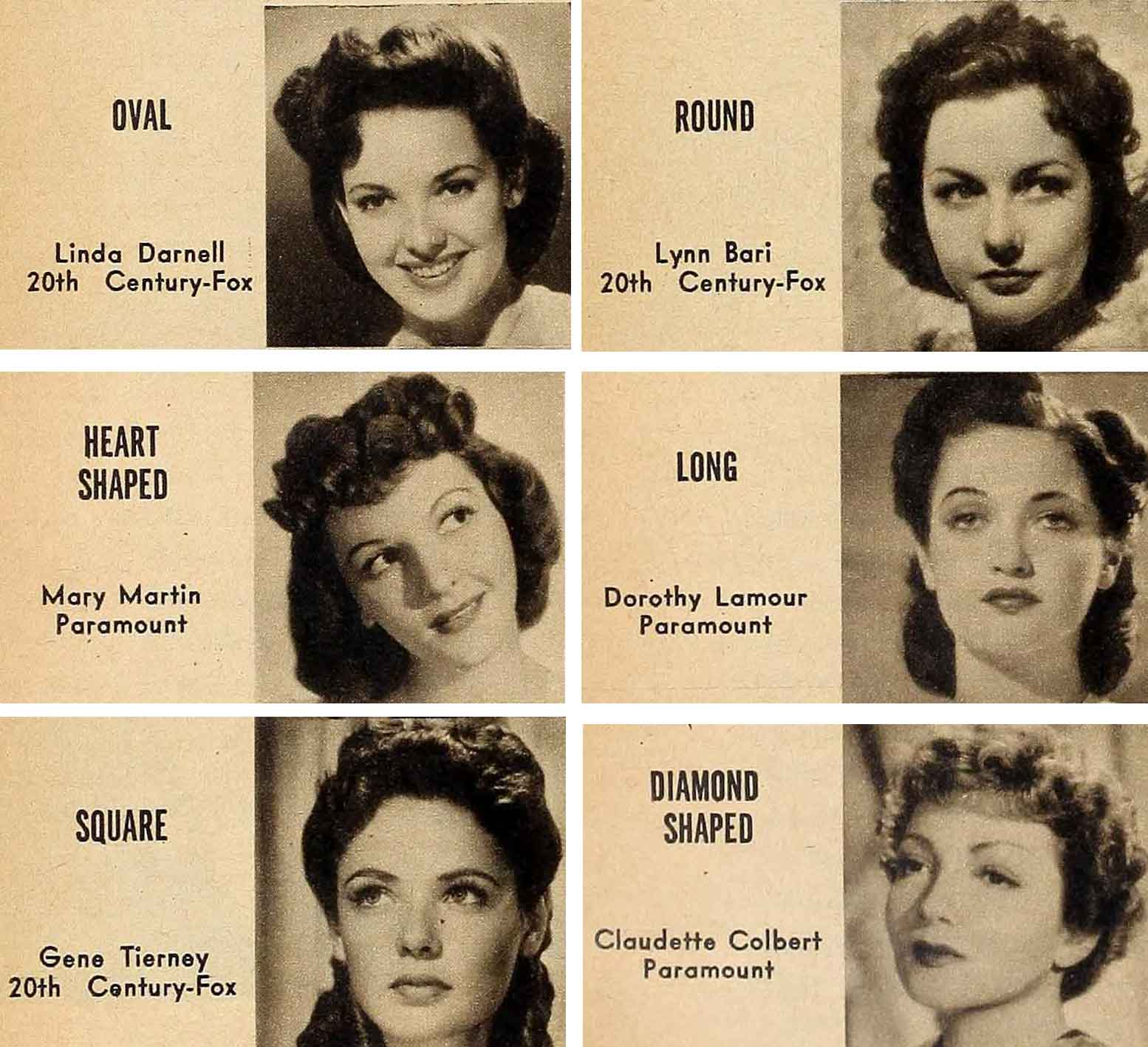 vintage short hair tutorial