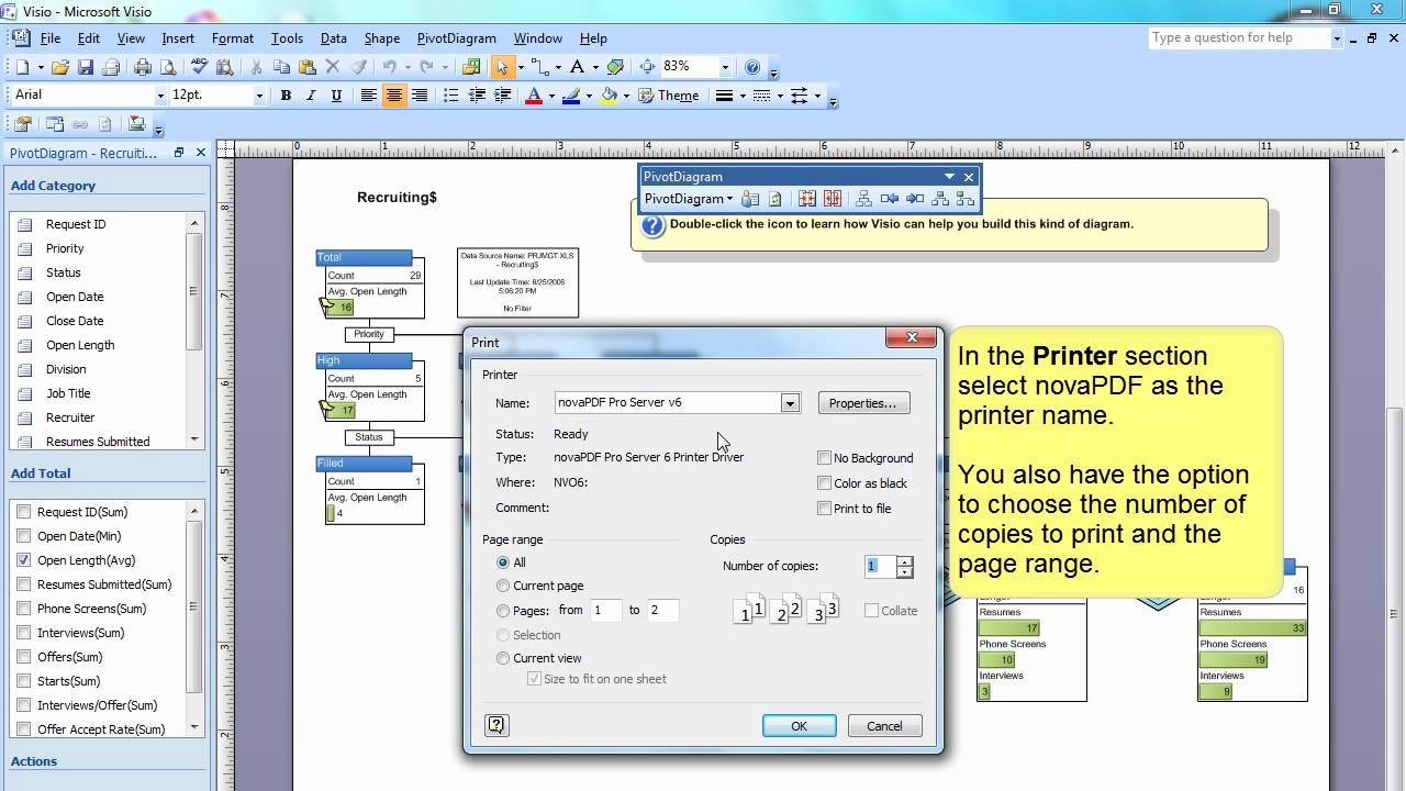 visio 2007 tutorial pdf