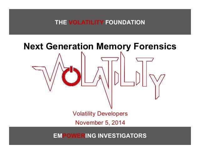 volatility memory forensics tutorial