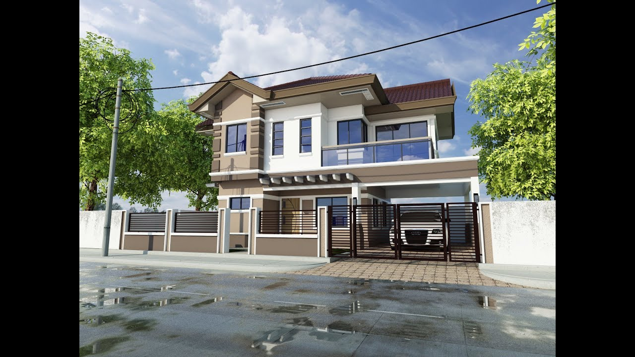 vray for sketchup exterior rendering tutorial pdf