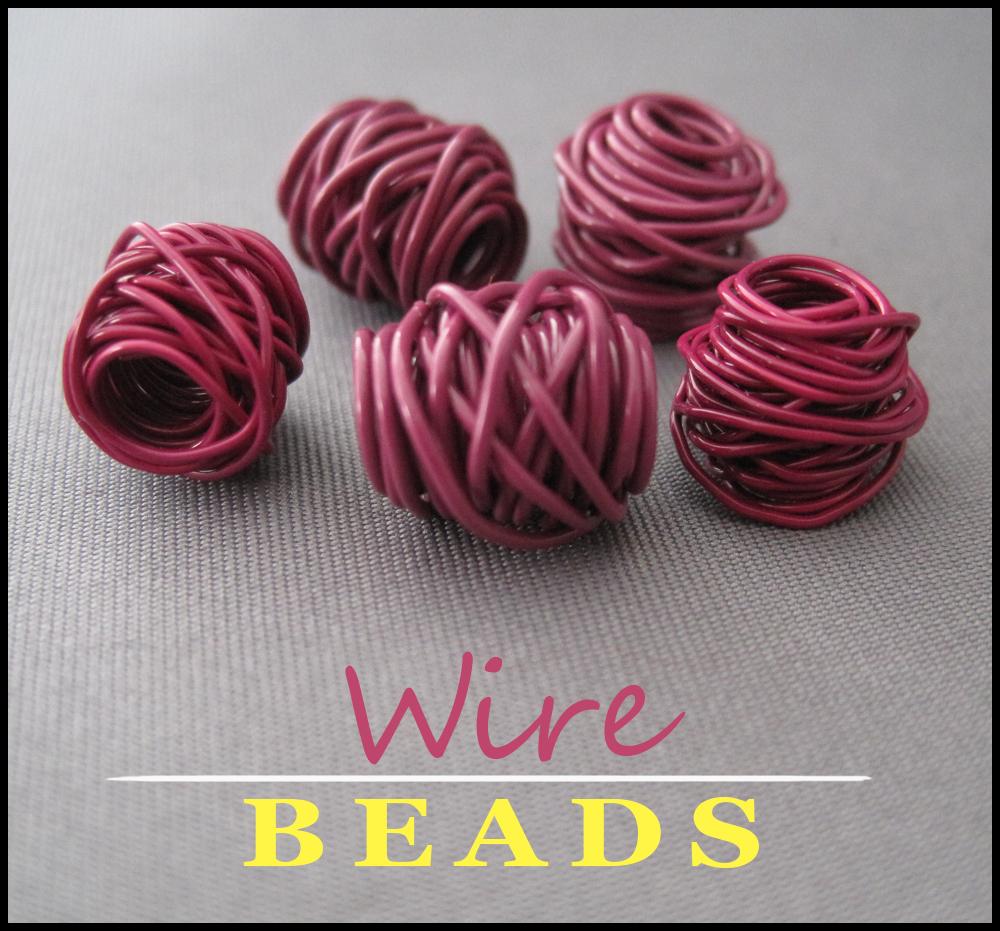 wire wrap chain tutorial