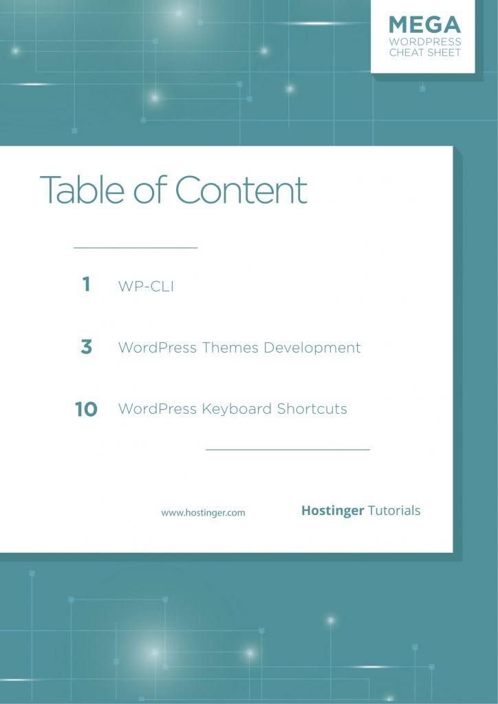 wordpress php mysql tutorial
