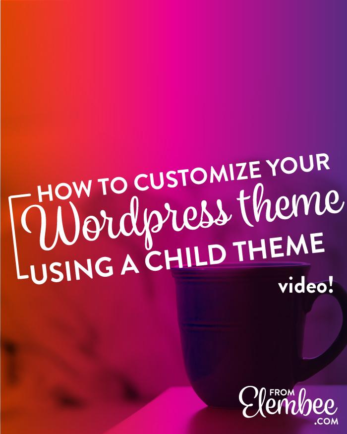 wordpress theme structure tutorial