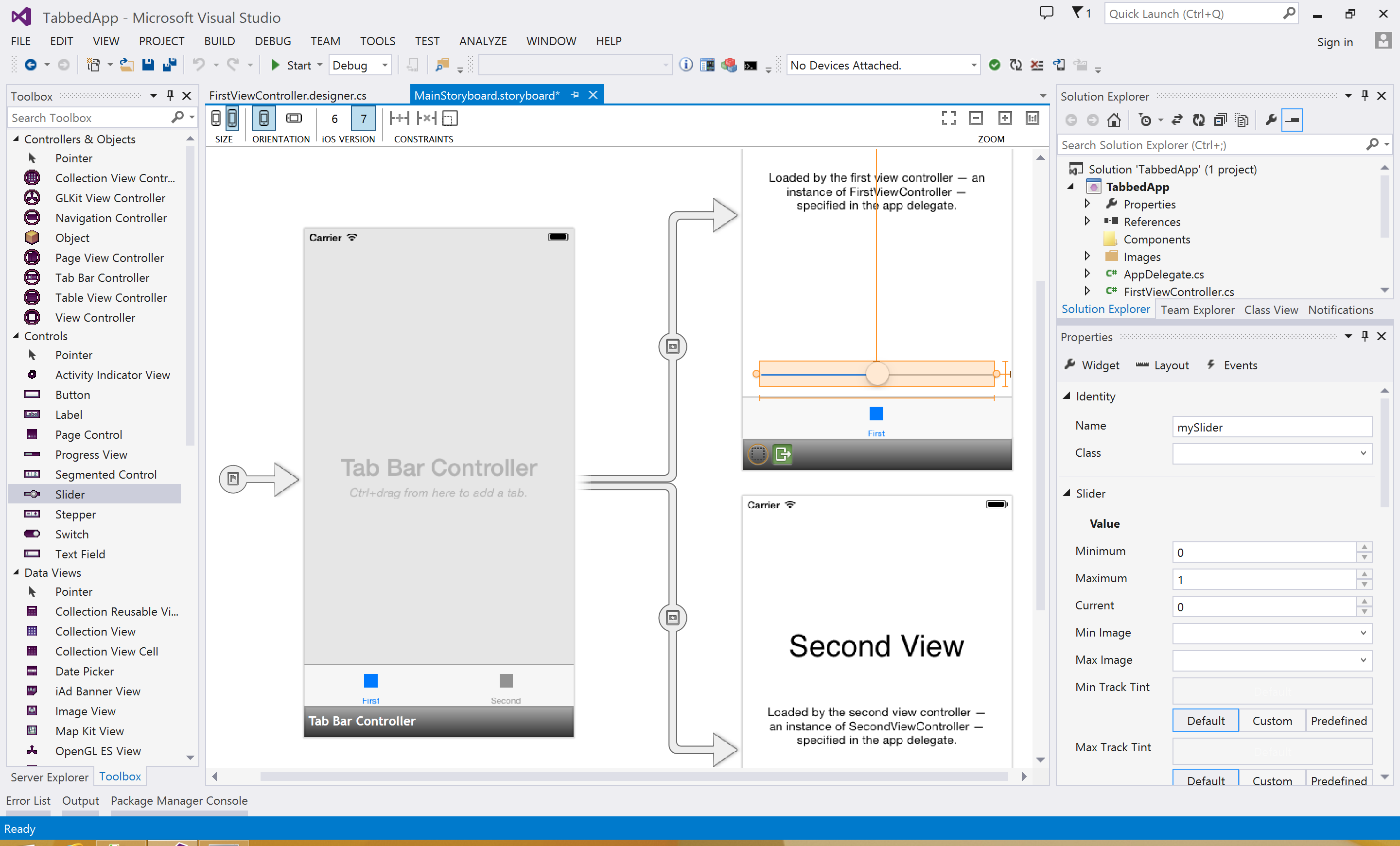xamarin cross platform tutorial