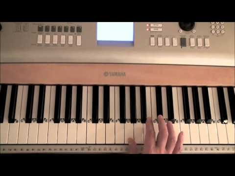 yesterday piano tutorial easy