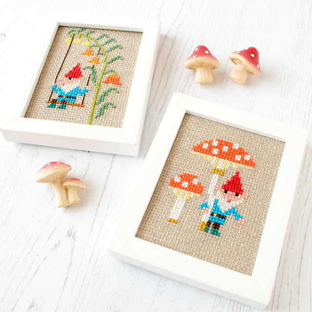 youtube counted cross stitch tutorial