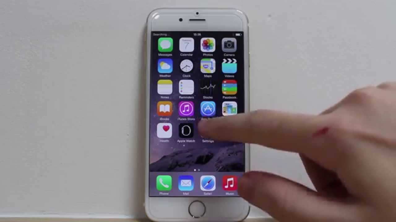 youtube iphone 6 tutorial